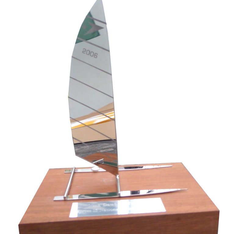 Dewhirst Trophy - Spark Shield