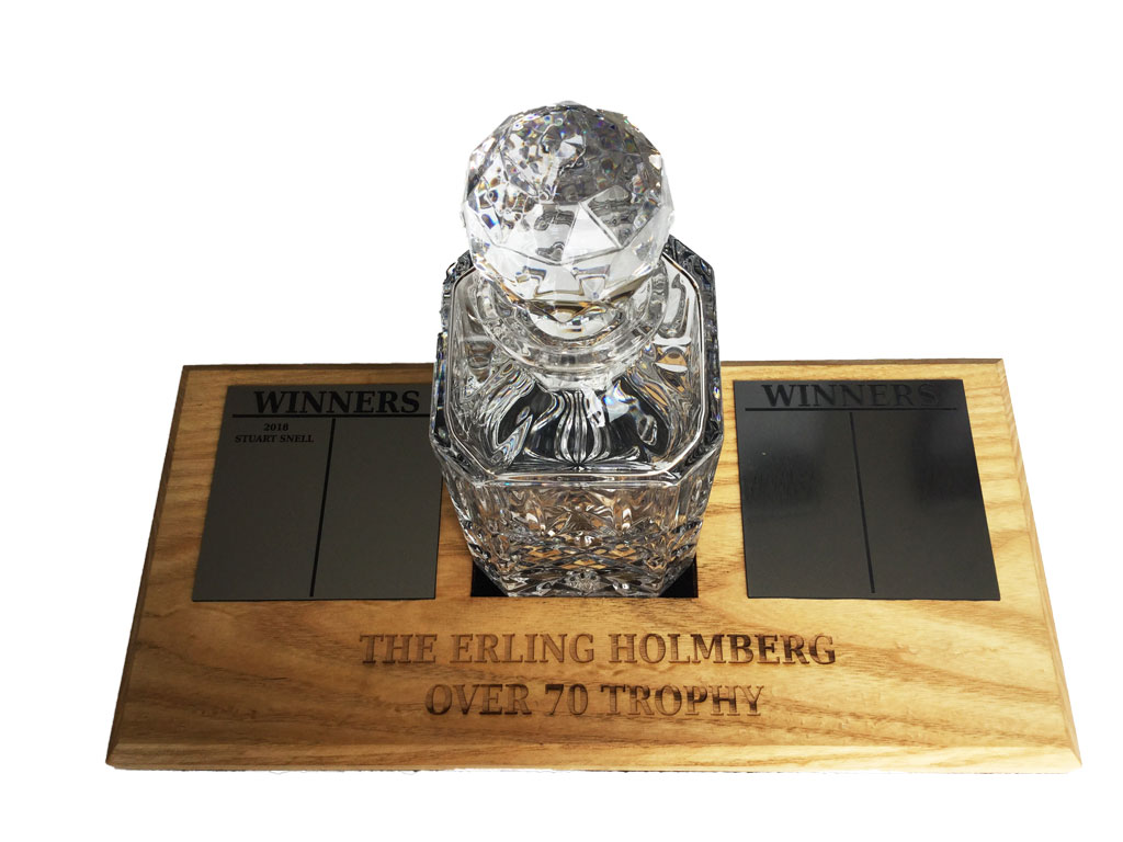 70 Plus Holmberg Decanter