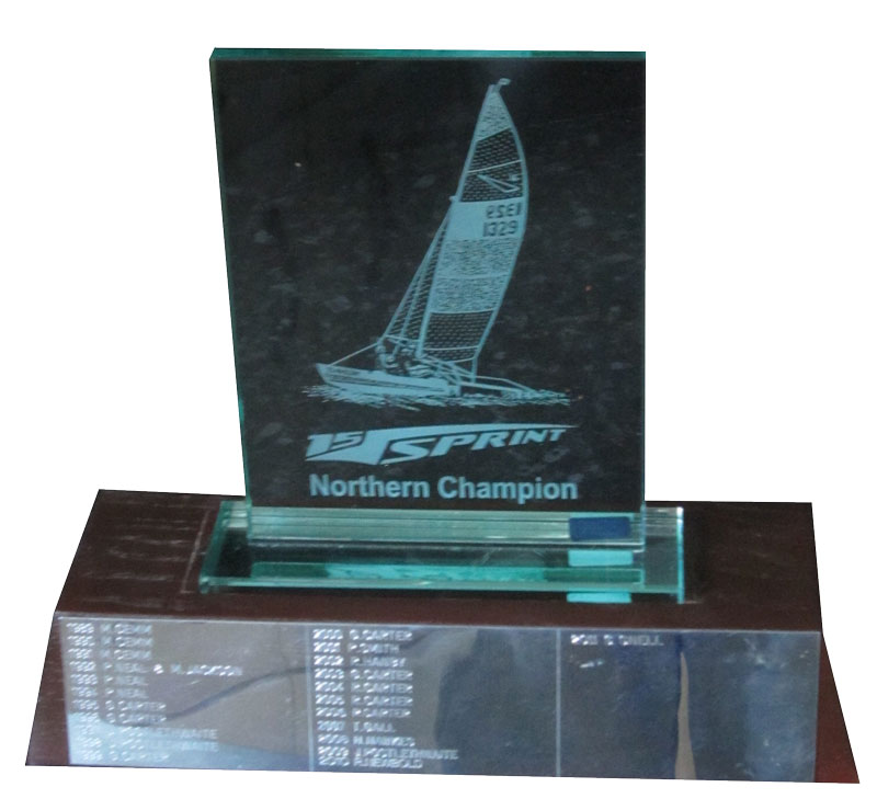 Northern Area Champion Trophy / Cup